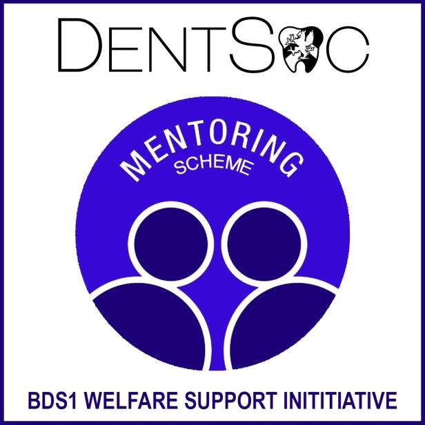 Dental Society Mentoring Scheme LOGO IG Poster
