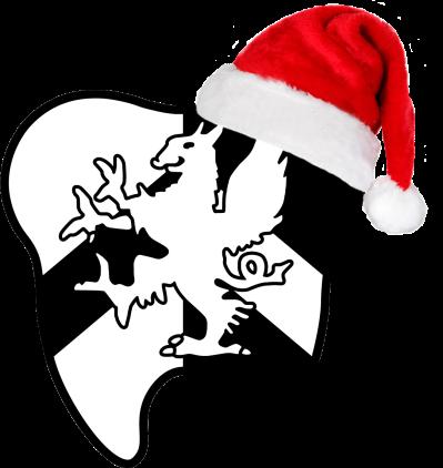 DentSoc Christmas Logo
