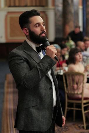 speech at dd