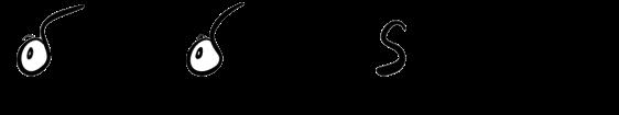 DDS text logo